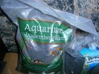 Aquarium inrichten met bodemdekker