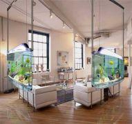 Ophanging luxe aquarium