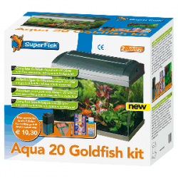 Aqua 20 Goldfish kit