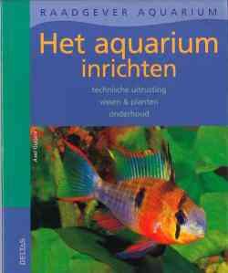 Het aquarium inrichten