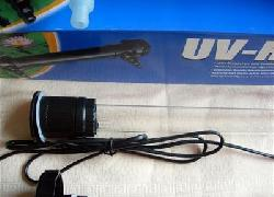 Aquarium UV lampen zweefalgen bestrijden