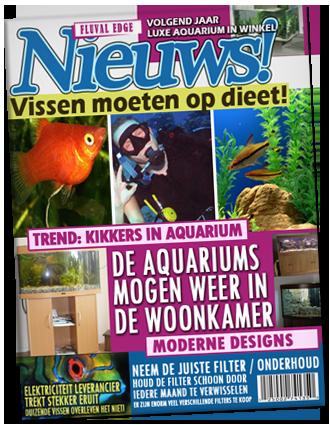 Aquarium tijdschrift