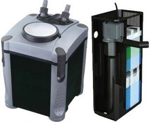 Wonderbaar Intern en extern filter systeem SW-55
